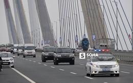 Hai chiếc xe đặc chủng bí ẩn của Triều Tiên xuất hiện tại Hà Nội: Siêu đặc biệt?