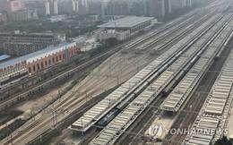 Yonhap: Đoàn tàu của chủ tịch Kim Jong Un nghỉ 30' ở Hồ Nam, dự kiến sáng 26/2 tới Đồng Đăng