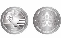 Phát hành 300 đồng xu bạc nguyên chất kỷ niệm Hội nghị thượng đỉnh Mỹ - Triều tại Việt Nam