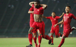 Hạ Thái Lan bằng 2 cú đòn chí mạng trong 5 phút, Indonesia vô địch giải Đông Nam Á