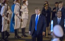 """Tổng thống Donald Trump: """"Người dân hai bên đường rất tuyệt vời, và rất nồng hậu"""""""