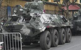 Lực lượng xe thiết giáp uy lực và hùng hậu nhất của Quân đội Việt Nam bảo vệ chủ tịch Kim Jong Un