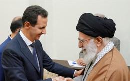 """Tổng thống Syria khẳng định quan hệ """"trước sau như một"""" với Iran"""