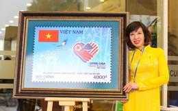 Cận cảnh bộ tem đặc biệt chào mừng Hội nghị thượng đỉnh Mỹ - Triều Tiên 2019