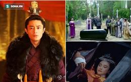 """Mở nắp quan tài để """"yêu"""" thi thể - giai thoại về Hoàng đế si tình biến thái nhất Trung Hoa"""