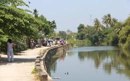 Bị truy đuổi sau khi gây tai nạn, nam thanh niên nhảy xuống sông chết đuối
