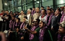 Vô địch giải phụ trong mắt Việt Nam, Thái Lan, Indonesia được đón như người hùng ở quê nhà