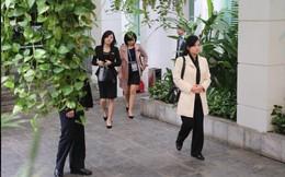 """""""Nữ ca sỹ quyền lực nhất Triều Tiên"""" dành lời cảm ơn và khen đồ ăn Việt rất ngon"""