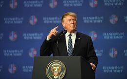 TT Trump nói về ông Tập Cận Bình tại họp báo ở Hà Nội: Nhà lãnh đạo vĩ đại, được tôn kính trên toàn thế giới