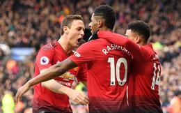"""Pogba lại """"lên đồng"""", Man United hạ gục đối thủ vừa khiến Liverpool mất điểm"""