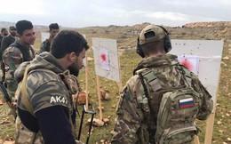 Lính đánh thuê Nga huấn luyện binh sĩ Syria ngay trên chiến trường chống khủng bố