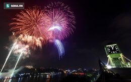 Pháo hoa chào năm mới Kỷ Hợi 2019