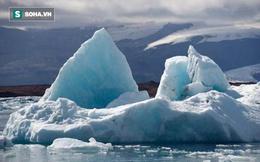Thềm băng Nam Cực rộng gần bằng Paris đang tan chảy vì đá phóng xạ kỳ lạ?