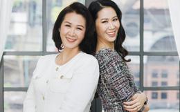 Mẹ ruột là Phó Giáo sư - Tiến sĩ của Hoa hậu Dương Thùy Linh: 60 tuổi vẫn trẻ trung, xinh đẹp