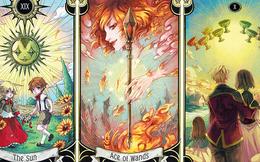 Rút một lá bài Tarot để xem bạn sẽ tỏa sáng tới đâu trong năm Kỷ Hợi rực rỡ này