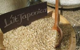 Nhà giàu ăn gạo mới kiểu… nhà quê