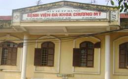 Hà Nội: Bị sốt vi rút vào viện truyền dịch, nam bệnh nhân tử vong