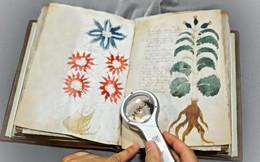 Mật mã trong cuốn sách 600 năm tuổi: Bí ẩn đánh đố giới khoa học hàng trăm năm
