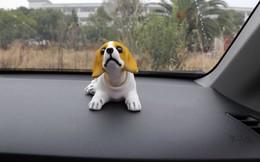 Những vật dụng có thể gây nguy hiểm khi gắn trên ô tô