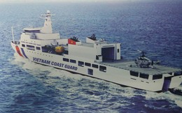 Xuất hiện máy bay trinh sát hiện đại của Cảnh sát Biển Việt Nam:  Lần đầu tiên ra mắt