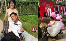 Đám cưới được nhắc nhiều nhất ngày Chủ nhật: Cặp đôi cùng xe đón dâu đặc biệt gây xúc động