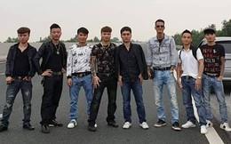 """Xác minh nhóm của Khá """"bảnh"""" dàn hàng ngang chụp ảnh trên cao tốc Hà Nội - Hải Phòng"""