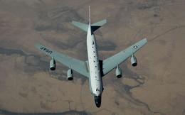 Tận thấy tiêm kích Nga dằn mặt máy bay do thám Mỹ