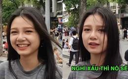 """Bị """"bắt cóc"""" giữa đường để phỏng vấn, cô gái bất ngờ được truy tìm vì nụ cười ấn tượng"""