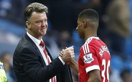 """Nhờ sự """"điên khùng"""" của Van Gaal, Man United có được một viên ngọc quý"""