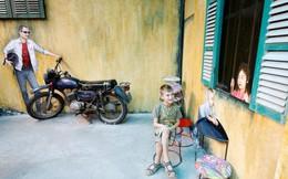 24h qua ảnh: Báo Tây ấn tượng với quán cà phê đồ tái chế ở Việt Nam