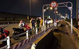 Tông vào khối bê tông hạn chế ô tô trên cao tốc, nam thanh niên tử vong tại chỗ