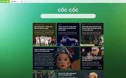 Lần đầu tiên, ứng dụng Việt Cốc Cốc được trang bị tính năng cá nhân hóa nội dung tin