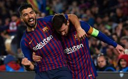 """Không phải Messi, mà Luis Suarez mới là người """"trả lời"""" Ronaldo bằng nghệ thuật hắc ám"""