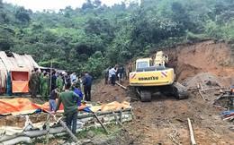 Công an khám nghiệm hiện trường, điều tra vụ sập mỏ thiếc làm 3 người tử vong