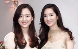 Nhan sắc xinh đẹp không tì vết của con gái HH Giáng My và chủ tịch Tân Hoàng Minh