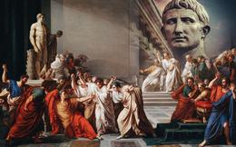 """Đúng ngày này hơn 2.000 năm trước, Caesar đã chết thảm vì 23 nhát dao """"ám muội"""""""