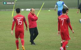Thảm bại trước Thái Lan khiến U22 Việt Nam rơi vào thế khó tại SEA Games 30