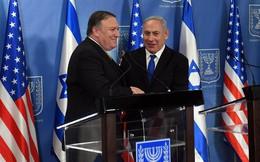 """Mỹ - Israel """"nóng"""" trước giờ G Syria, Iran Trung Đông"""