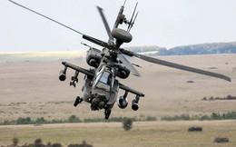 Qatar nhận trực thăng tấn công Apache từ Mỹ