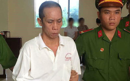 Gã cha dượng hiếp dâm con của vợ bị 17 năm tù