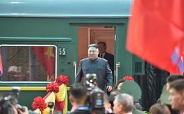 Trưởng ga Đồng Đăng: Trước khi lên tàu rời Việt Nam, chuyên gia đường sắt Triều Tiên bắt tay cảm ơn