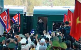 [Ảnh] Toàn cảnh hành trình từ Hà Nội đến Đồng Đăng của Chủ tịch Triều Tiên Kim Jong-un