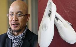 Chân dung doanh nghiệp Việt sản xuất đôi giày vải 75.000 đồng mà ông Đặng Lê Nguyên Vũ ưa thích sử dụng