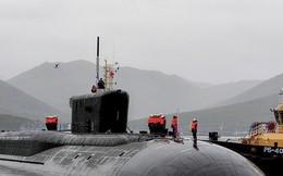 """Hải quân Nga giới thiệu video vũ khí """"hủy diệt Mỹ"""" - tàu ngầm chiến lược Borey"""