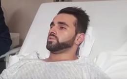 Bị bắn vào chân trong vụ thảm sát ở New Zealand, người đàn ông dùng mẹo để thoát khỏi hiểm cảnh