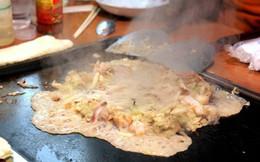 """Có đến Nhật Bản thì đừng nhầm bánh xèo okonomiyaki với món này kẻo """"tẽn tò"""""""