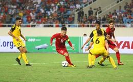 Việt Nam 6-0 U23 Brunei: Quang Hải ghi bàn thứ 6 cho U23 Việt Nam