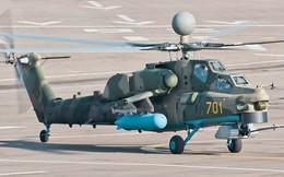 """Trực thăng Nga săn đuổi tự do """"quân thánh chiến"""" ở Bắc Hama"""