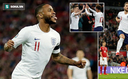 """Hàng công chói sáng, tuyển Anh và Pháp thi nhau trút """"mưa gôn"""" vào lưới đối thủ"""
