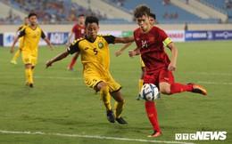 Đây là cầu thủ U23 Việt Nam khiến danh thủ Hồng Sơn ấn tượng